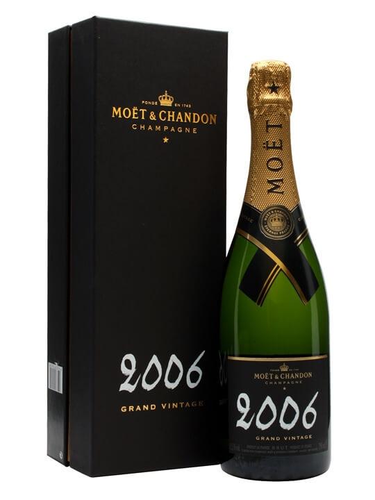 Moët & Chandon 2006 Grand Vintage Champagne