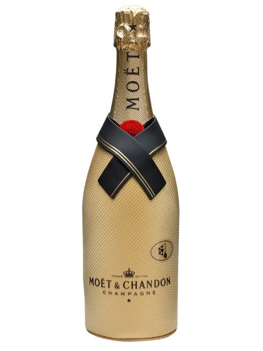 Moët & Chandon Imperial Brut Champagne / Gold Chiller Jacket