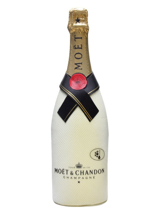 Moët & Chandon Imperial Brut Champagne Cream Chiller Jacket