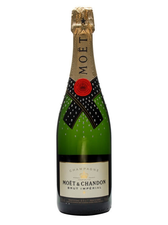 Moet & Chandon Brut Imperial / Swarovski Bottle
