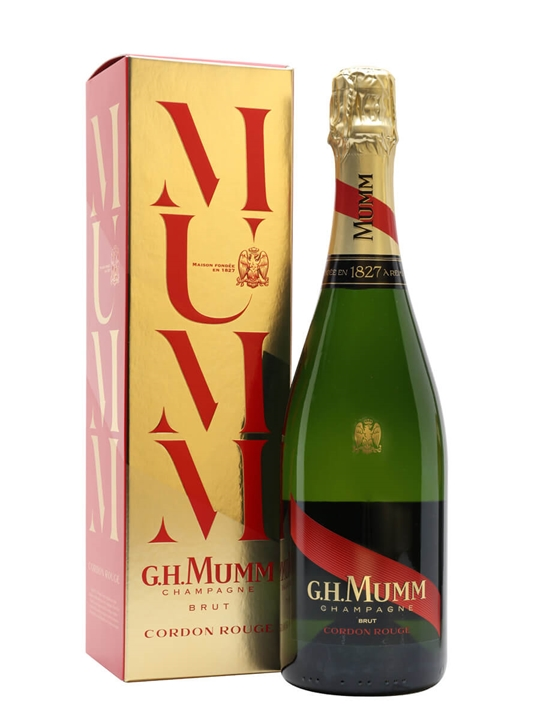 Mumm Cordon Rouge / Gift Box