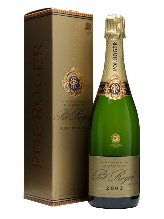 Pol Roger 2002 Blanc de Blancs Champagne