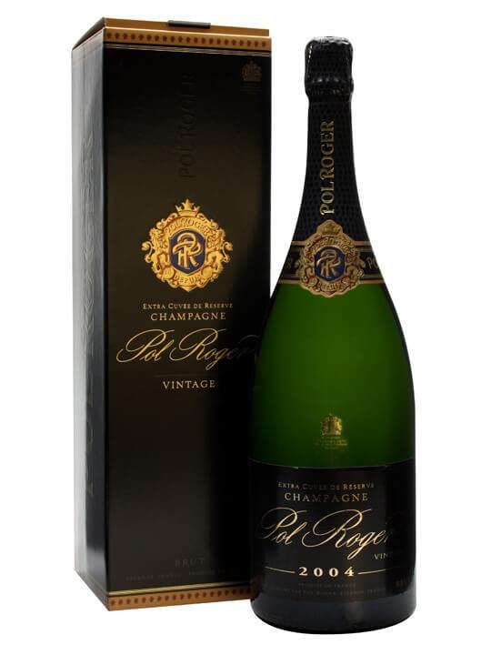 Pol Roger 2004 Brut Vintage Champagne / Magnum
