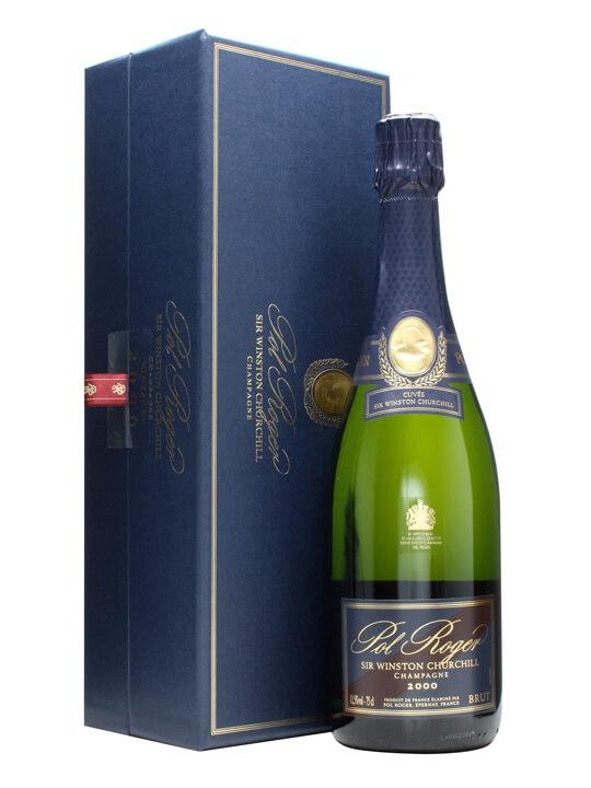 Pol Roger 2000 Champagne / Sir Winston Churchill
