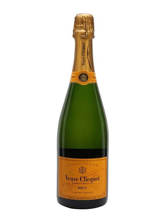Veuve Clicquot Yellow Label NV Champagne