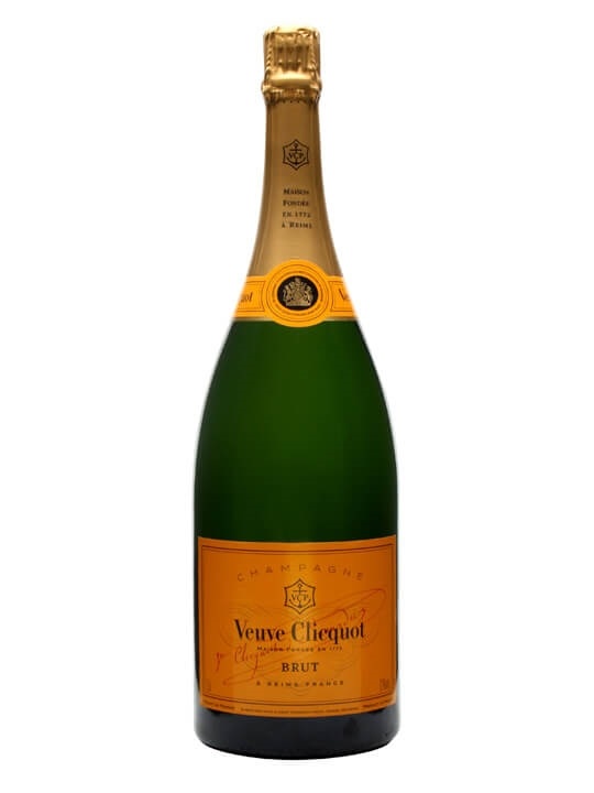 Veuve Clicquot Yellow Label NV Champagne / Magnum