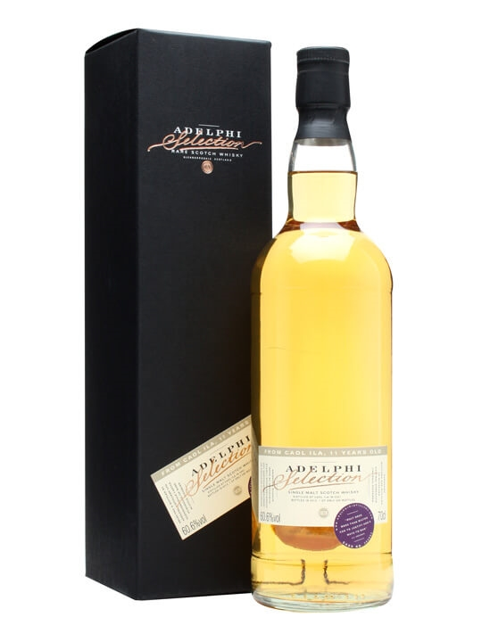 Caol Ila 2001 / 11 Year Old / Cask #303802 / Adelphi Islay Whisky