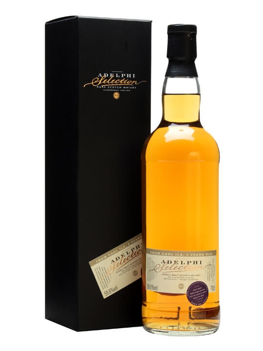 Caol Ila 2003 / 9 Year Old / Cask #301261 / Adelphi Islay Whisky