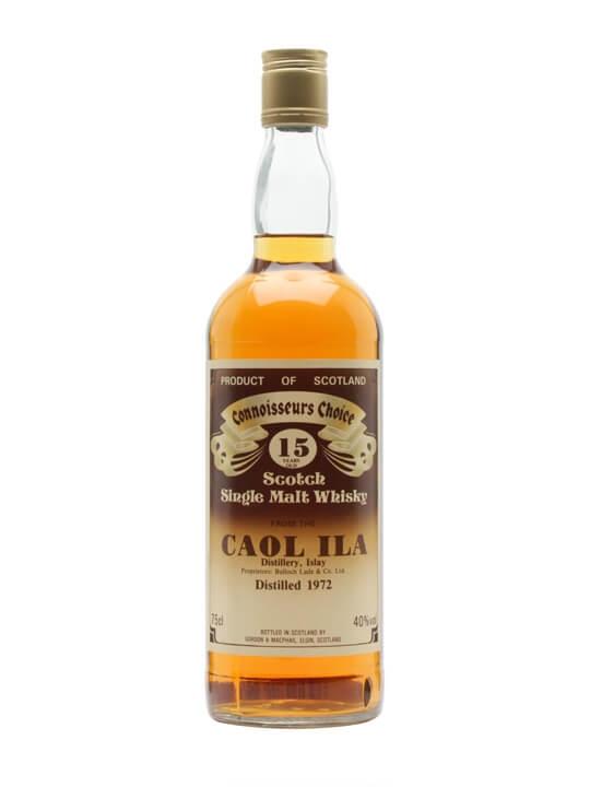 Caol Ila 1972 / 15 Year Old / Connoisseurs Choice Islay Whisky