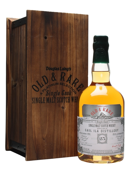 Caol Ila 1985 / 25 Year Old / Old & Rare Islay Whisky
