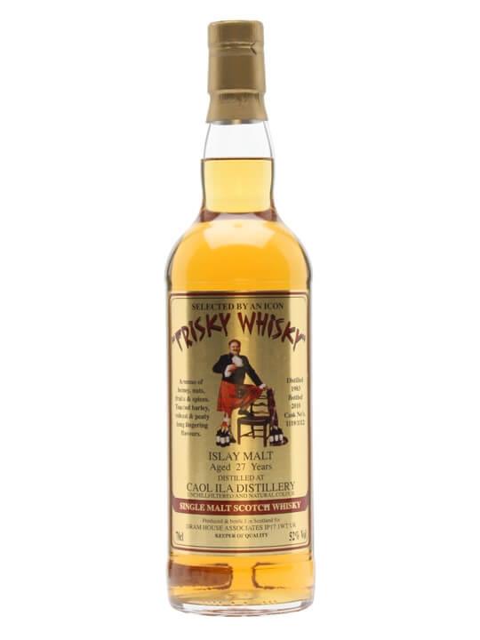 Caol Ila 1983 / 27 Year Old / Frisky Whisky Islay Whisky
