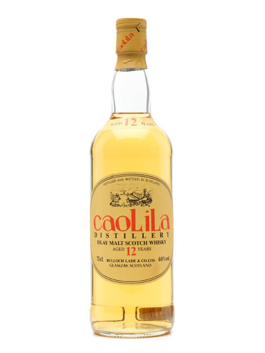 Caol Ila 12 Year Old / Bot.1980s Islay Single Malt Scotch Whisky