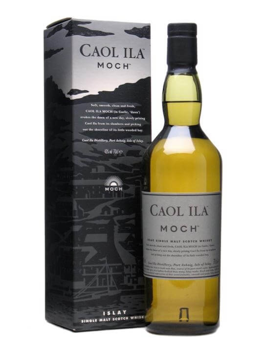 Caol Ila Moch Islay Single Malt Scotch Whisky