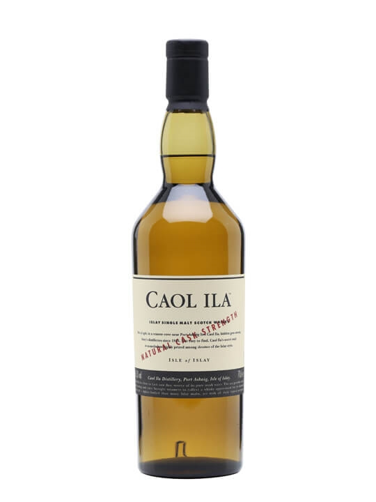 Caol Ila Cask Strength / 61.3% Islay Single Malt Scotch Whisky