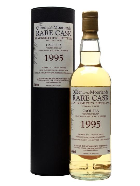 Caol Ila 1995 / 13 Year Old / Cask #10034 Islay Whisky