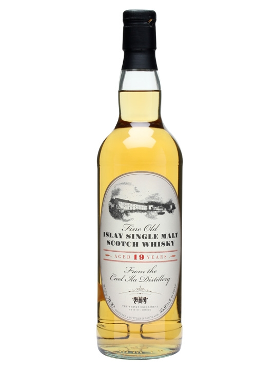 Caol Ila 19 Year Old Cask Strength / The Whisky Exchange Islay Whisky