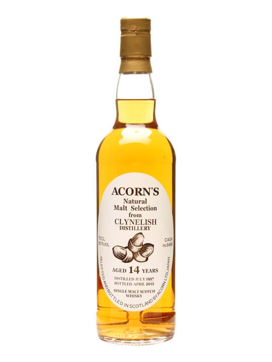 Clynelish 1997 / 14 Year Old / Acorn Highland Whisky