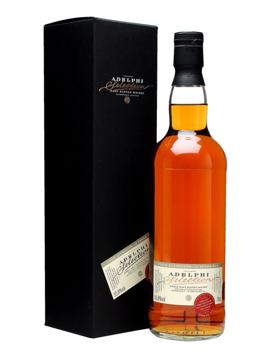 Clynelish 1995 / 16 Year Old / Cask #8668 Highland Whisky