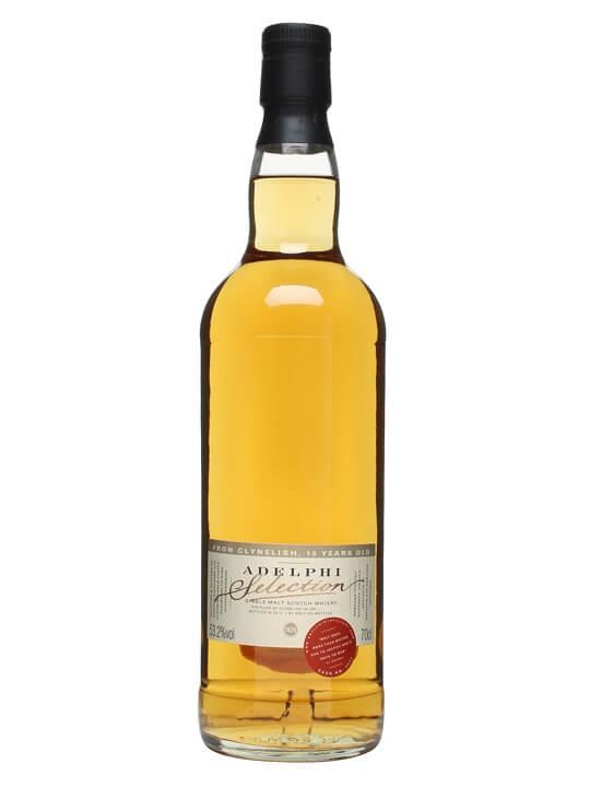 Clynelish 1997 / 15 Year Old / Cask #6521 / Adelphi Highland Whisky