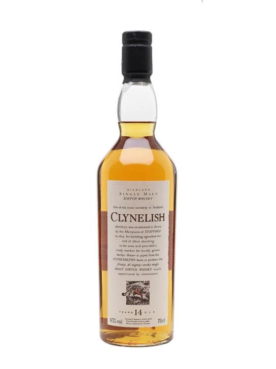 Clynelish 14 Year Old Flora & Fauna / 1st Edition Highland Whisky