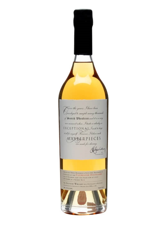 Clynelish 1996 / Masterpieces Highland Single Malt Scotch Whisky