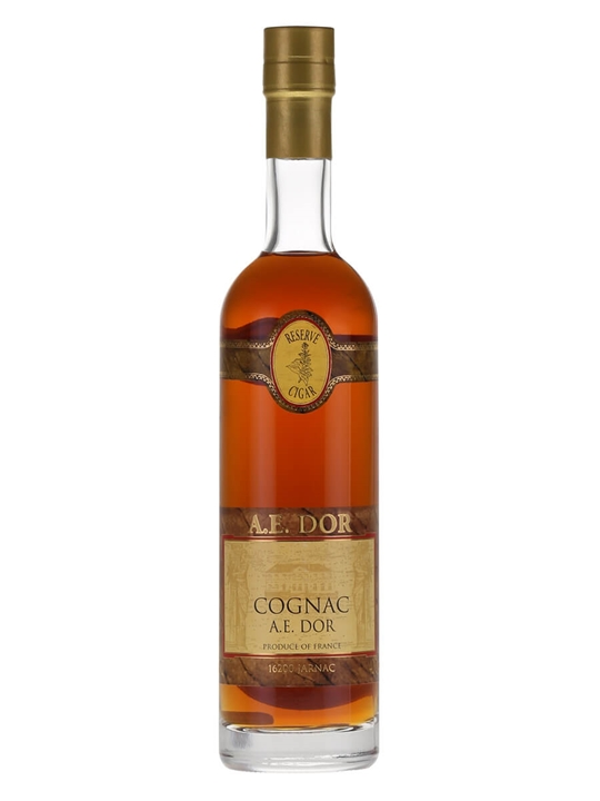 A E Dor Cigar Cognac / Quarter Bottle
