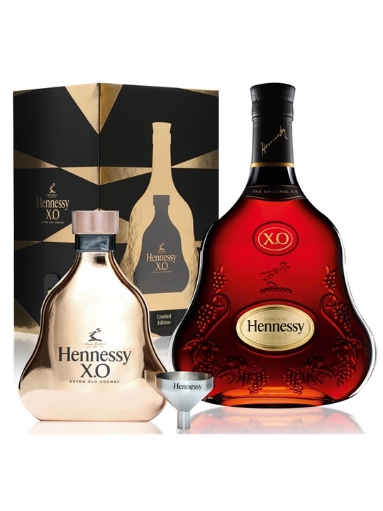 Hennessy XO Cognac / Hip Flask Pack