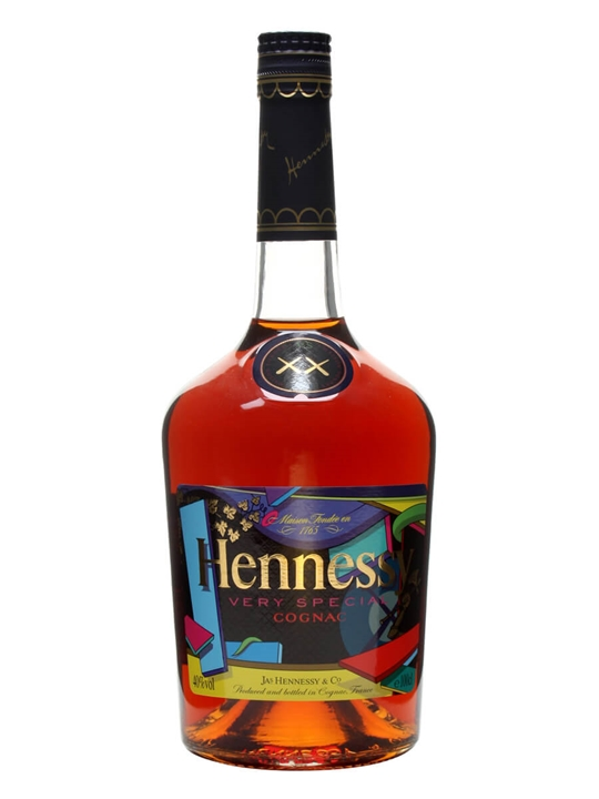 Hennessy VS Cognac / Kaws Label