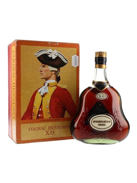 Hennessy XO Cognac / Bot.1970s