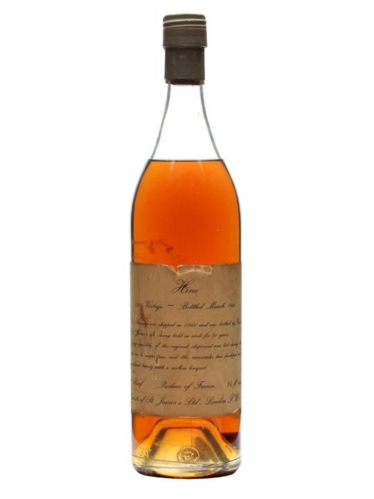 Hine 1935 Cognac / Bot.1966 / Grant's
