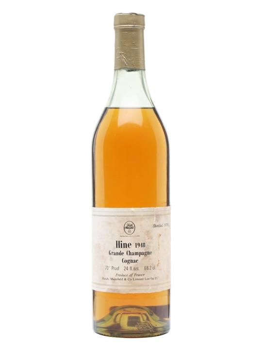 Hine 1948 Cognac / Bot.1978