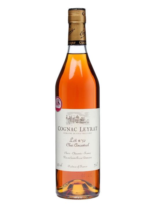 Leyrat Cognac Lot. No.50 Chai Ancestral