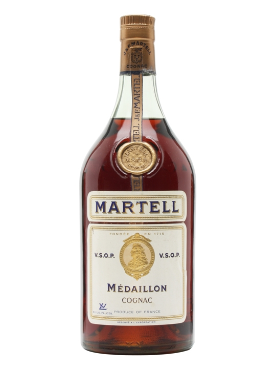 Martell VSOP Medaillon Cognac / Bot.1970s