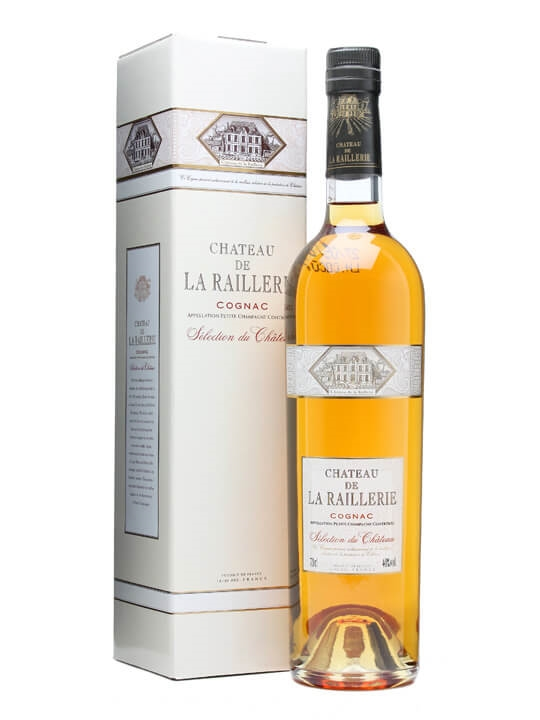 Chateau de la Raillerie Cognac / Selection du Chateau