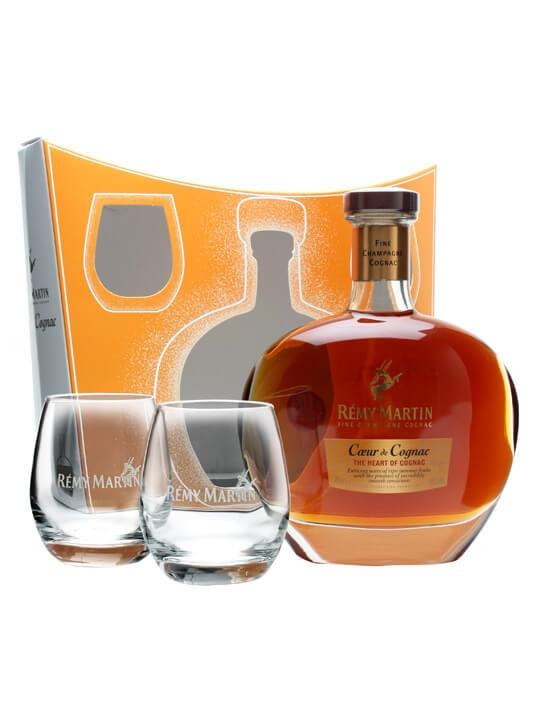Remy Martin Coeur de Cognac Glass Pack