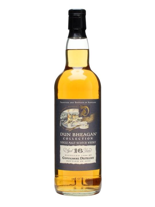 Convalmore 1984 / 16 Year Old / Dun Bheagan Speyside Whisky