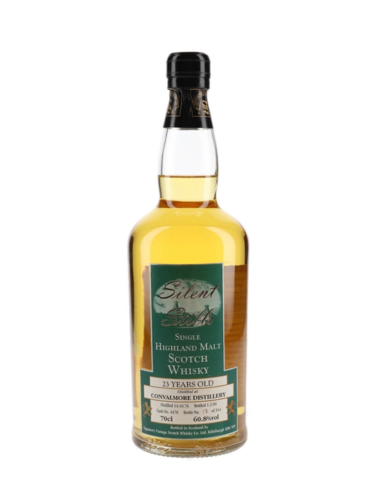 Convalmore 1976 / 23 Year Old / Silent Stills Speyside Whisky