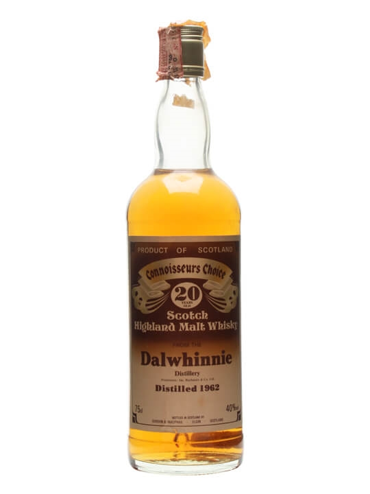 Dalwhinnie 1962 / 20 Year Old / Connoisseurs Choice Highland Whisky