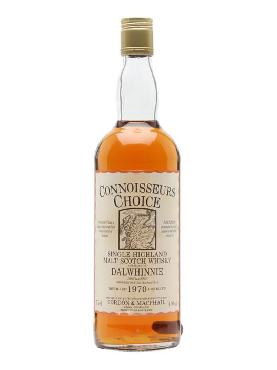 Dalwhinnie 1970 / Bot.1991 / Connoisseurs Choice Highland Whisky