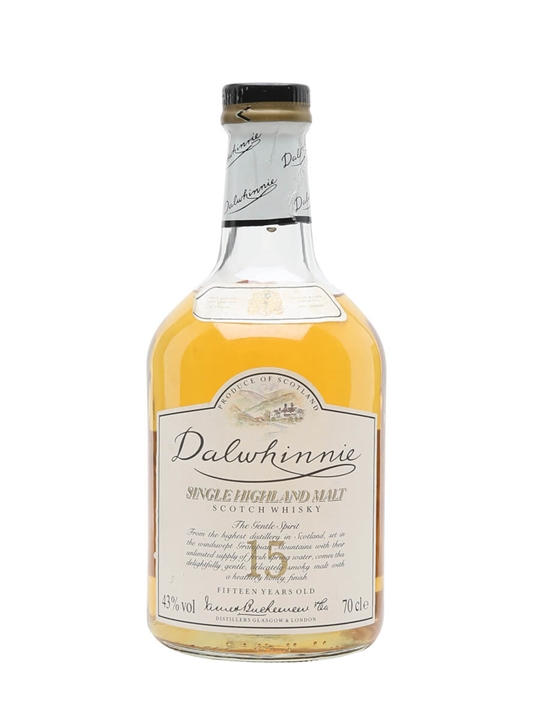 Dalwhinnie 15 Year Old Centenary Highland Single Malt Scotch Whisky
