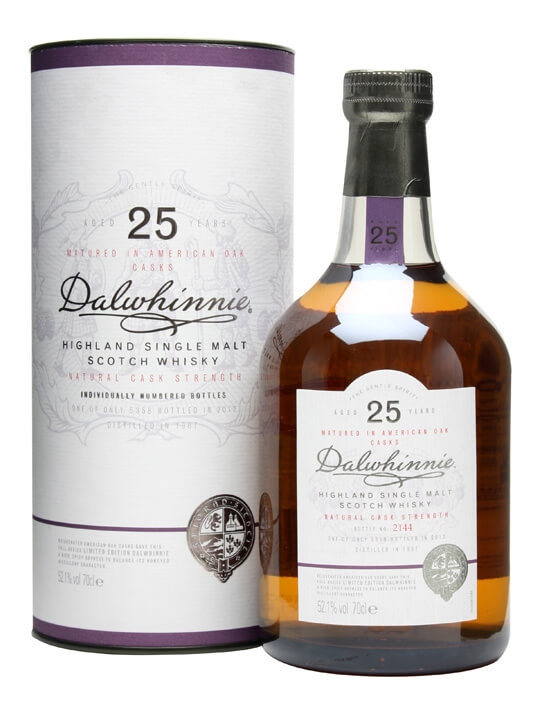 Dalwhinnie 1987 / 25 Year Old / Special Releases 2012 Highland Whisky
