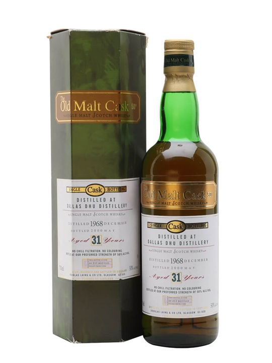 Dallas Dhu 1968 / 31 Year Old / May 2000 Speyside Whisky