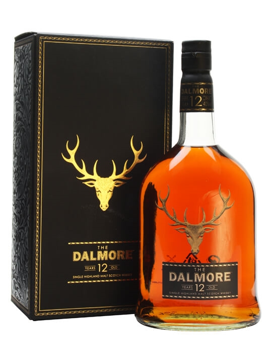 Dalmore 12 Year Old / Litre Bottle Highland Single Malt Scotch Whisky