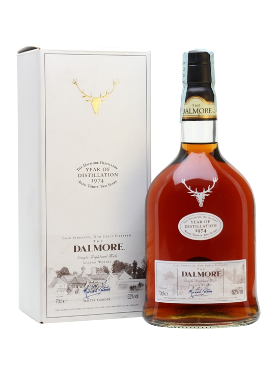 Dalmore 1974 / 32 Year Old Highland Single Malt Scotch Whisky