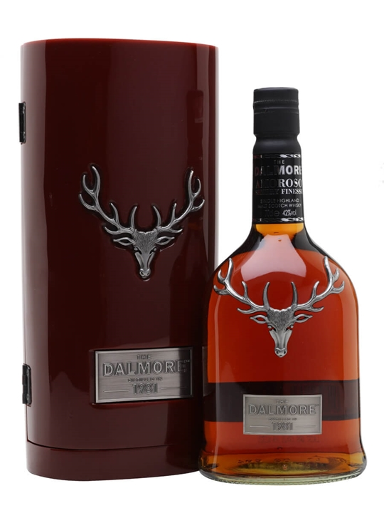 Dalmore 1981 / Amoroso Sherry Finesse Highland Whisky
