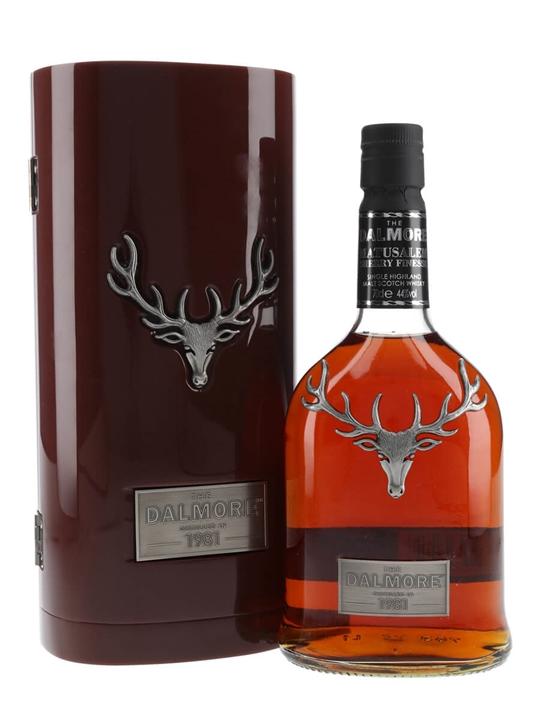 Dalmore 1981 / Matusalem Sherry Finesse Highland Whisky
