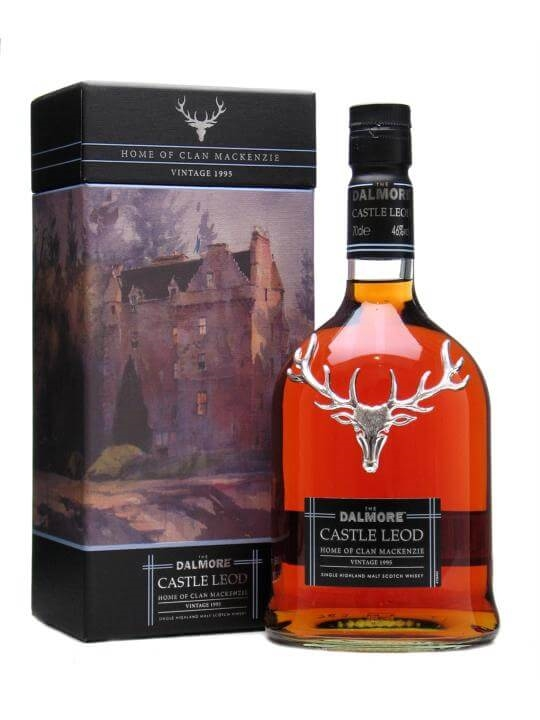 Dalmore 1995 Castle Leod / Bordeaux Finish Highland Whisky