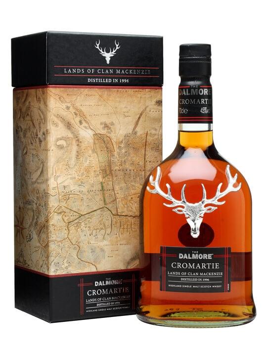Dalmore 1996 Cromartie Highland Single Malt Scotch Whisky