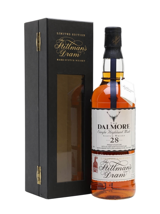 Dalmore 28 Year Old / Stillman's Dram Highland Whisky