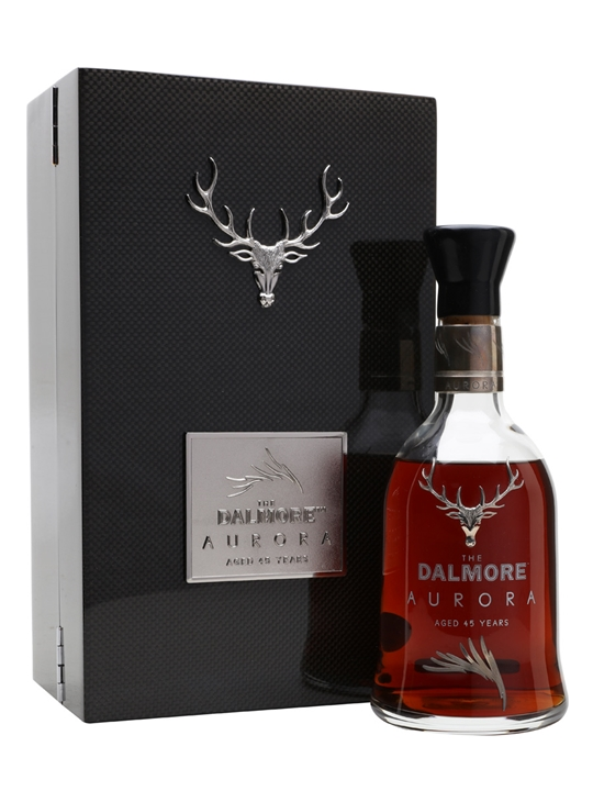 Dalmore Aurora / 45 Year Old / 1964 Oloroso Sherry Cask Highland Whisky